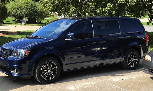 2015 Dodge Grand Caravan RT Future Camping Van